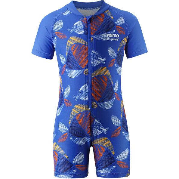 Reima Odessa Swim Overall Jungs blue