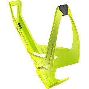 Elite Cannibal XC Flaschenhalter gelb fluo/schwarze Grafik bei fahrrad.de Online