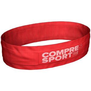 Compressport Free Belt Red bei fahrrad.de Online
