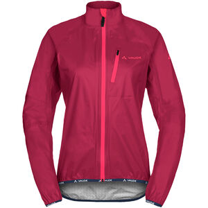 VAUDE Drop III Jacket Damen crimson red crimson red