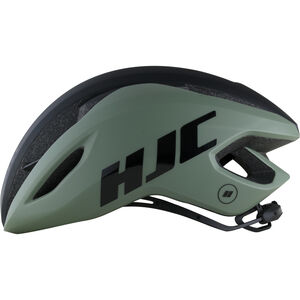 HJC Valeco Road Helmet matt gloss olive black matt gloss olive black
