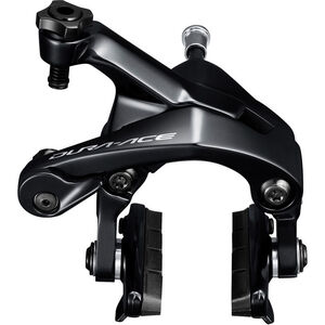 Shimano Dura Ace BR-R9100 Felgenbremse Vorderrad schwarz schwarz