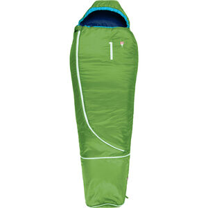 Grüezi-Bag Biopod Wool World Traveller Sleeping Bag Kinder holly green holly green