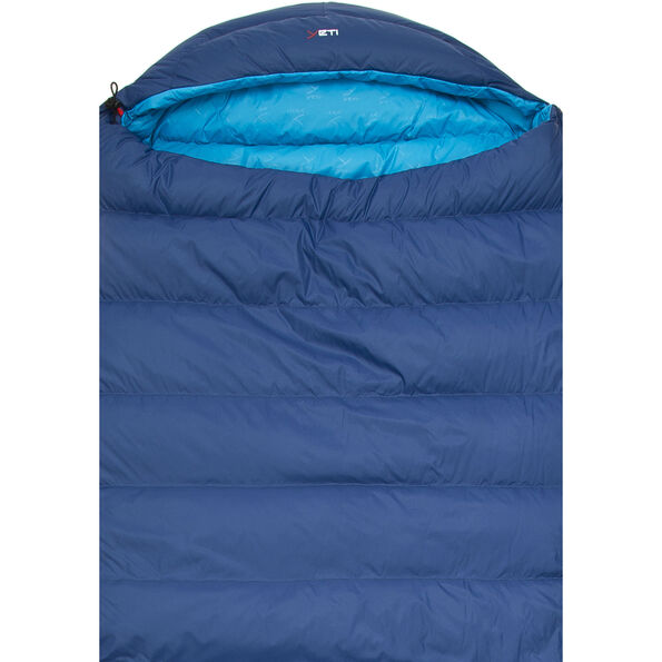 Yeti Tension Mummy 500 Sleeping Bag L royal blue/methyl blue