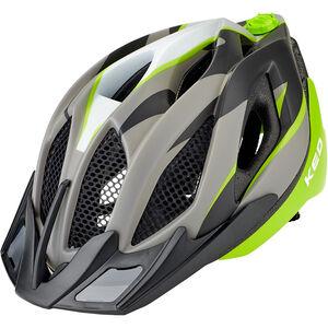 KED Spiri Two Helmet green black matt green black matt