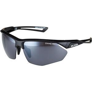 Alpina Nylos HR Glasses black matt