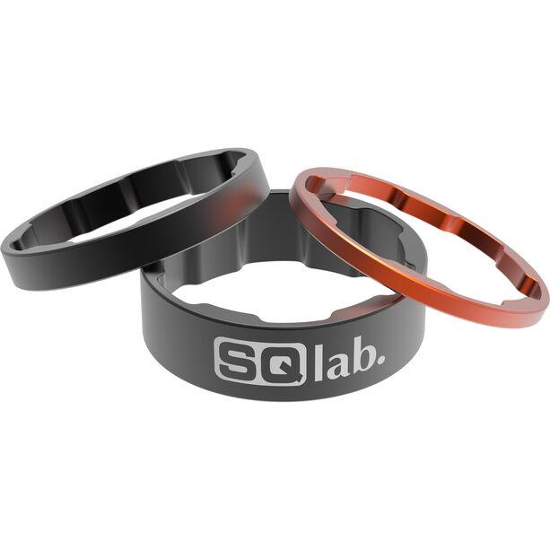 """SQlab Spacer Set 1 1/8"""" 2,5/5/10mm"""