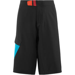 Cube Junior Shorts black'n'blue'n'white