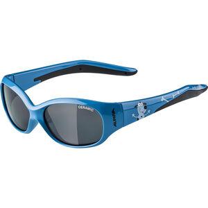 Alpina Flexxy Kids Brille Kinder blue dog blue dog