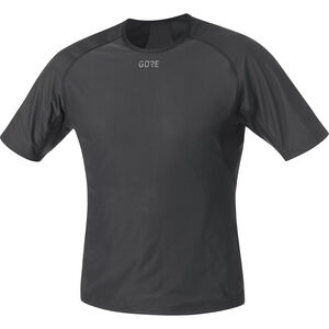 GORE WEAR Windstopper Baselayer Shirt Herren black black