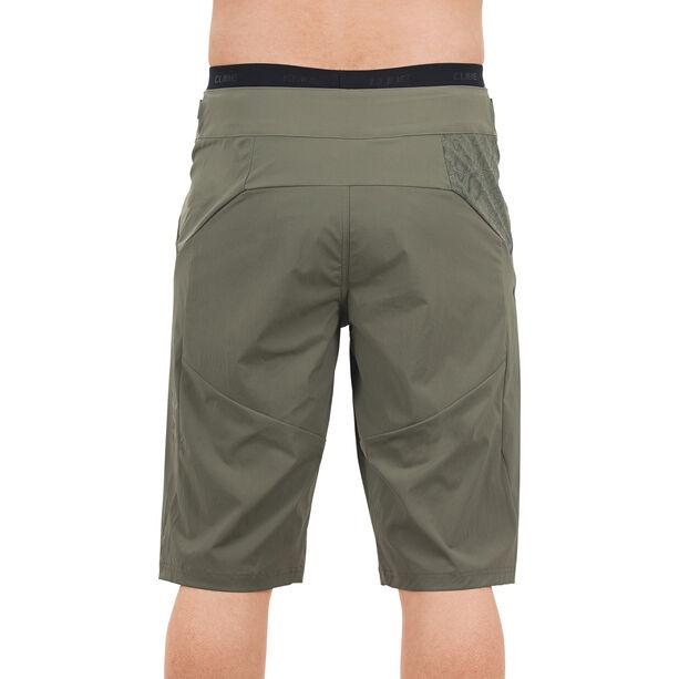 Cube AM Baggy Shorts inklusive Innenhose Herren olive