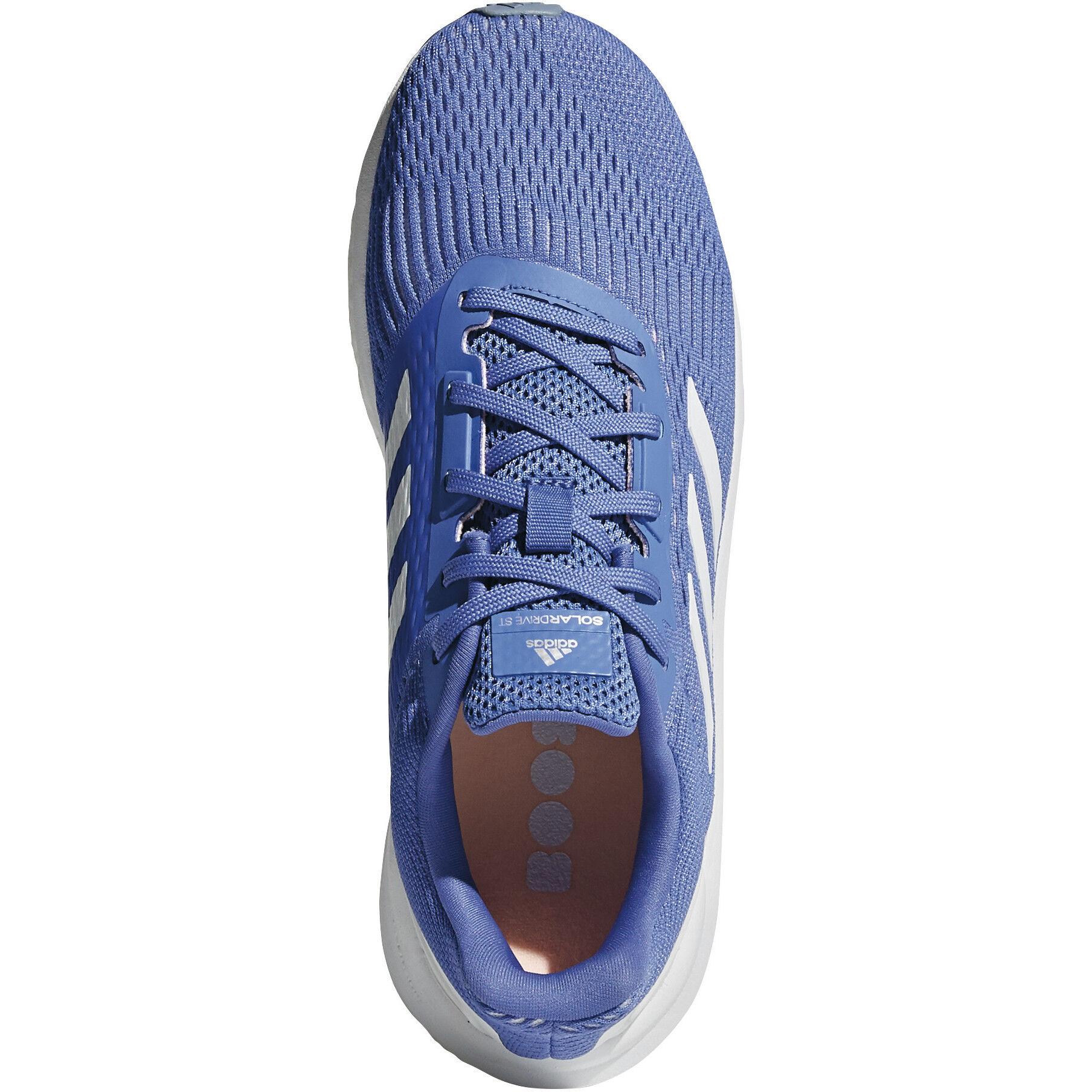 adidas SolarDrive Stability Running Shoes Damen real lilacwhiteclear orange
