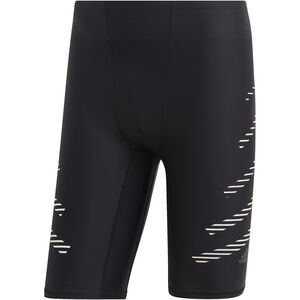 adidas Speed Short Tights Herren black/white black/white