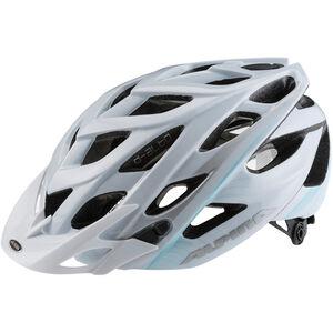 Alpina D-Alto Helmet white-blue-silver white-blue-silver
