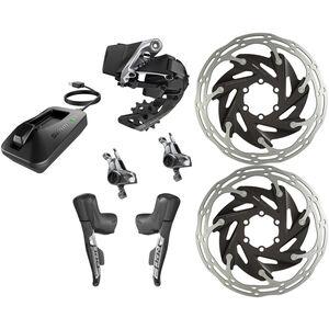 SRAM RED eTap AXS HRD D1 HRD Kit 1x12-fach schwarz schwarz
