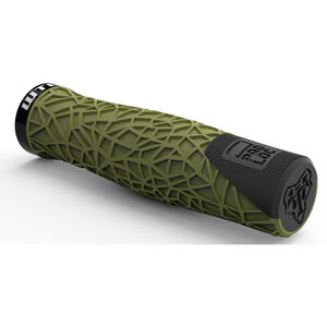 WTB Ace PadLoc Grips army green rubber/black army green rubber/black