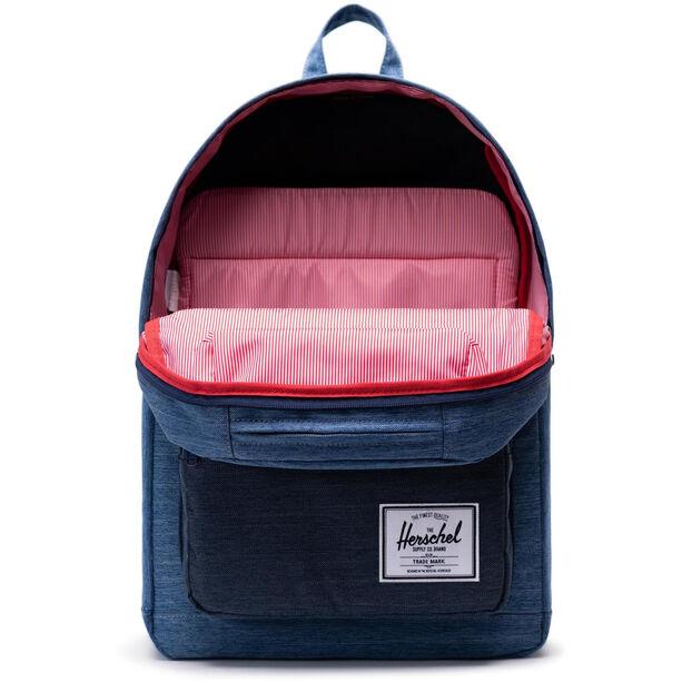 Herschel Pop Quiz Backpack 22l faded denim/indigo denim