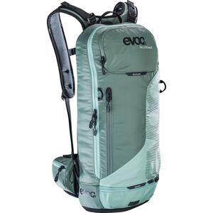 EVOC FR Lite Race Backpack 10 L olive-light petrol bei fahrrad.de Online