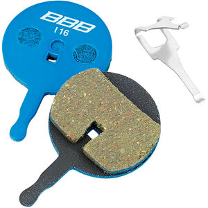 BBB DiscStop BBS-43T Scheibenbremsbeläge Avid blau blau