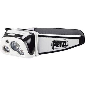 Petzl Reactik+ Stirnlampe schwarz schwarz