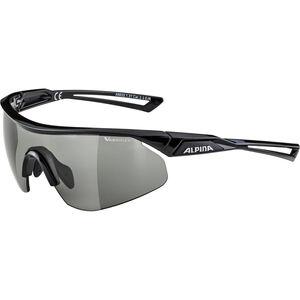 Alpina Nylos Shield VL Glasses black black
