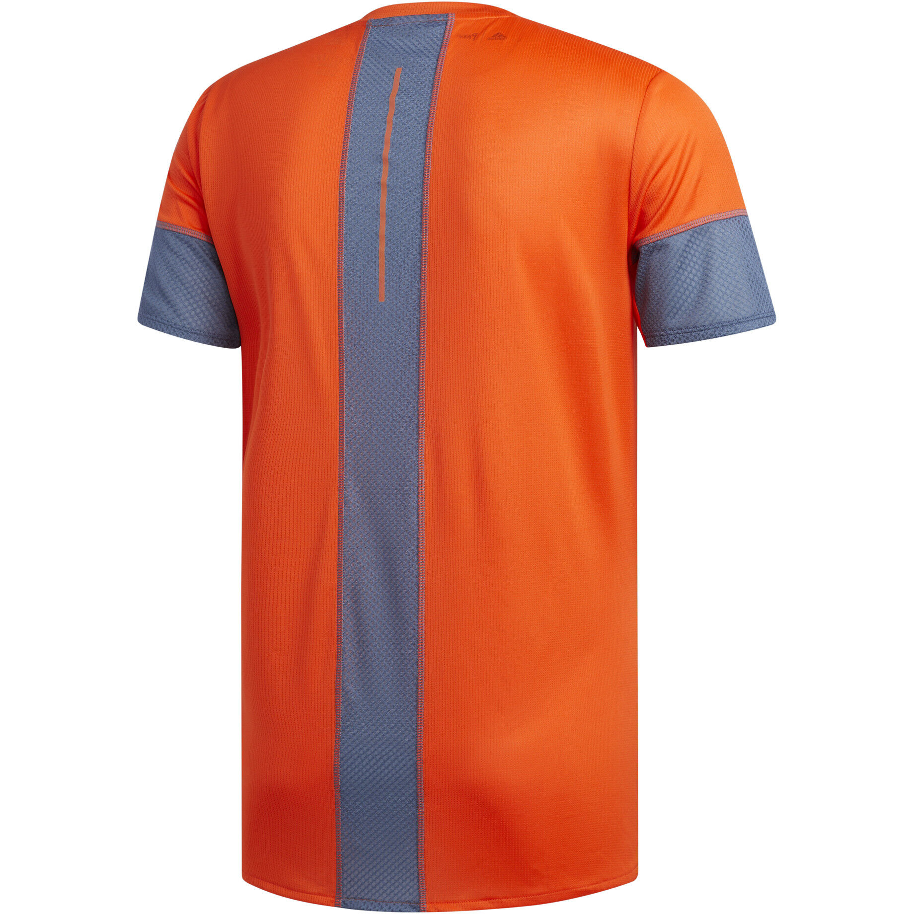 adidas 257 Rise Up N Run Kurzarm T Shirt Herren active orange