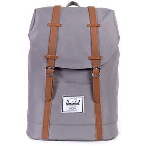 Herschel Retreat Backpack 19,5l grey/tan grey/tan