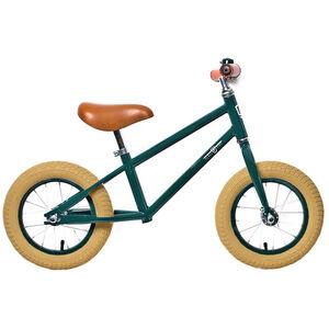 "Rebel Kidz Air Classic Lernlaufrad Boys 12,5"" dunkelgrün bei fahrrad.de Online"