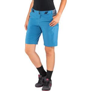 Ziener Ceita X-Function Shorts Women wash blue