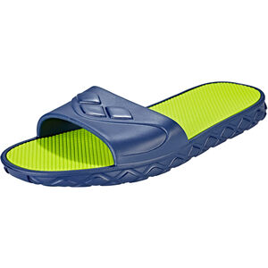 arena Watergrip Sandals Herren navy-lime navy-lime
