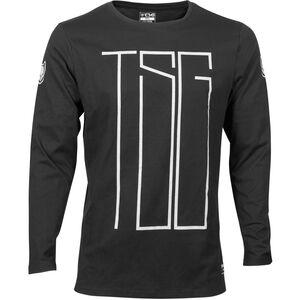 TSG MJ2 LS T-Shirt Herren black black