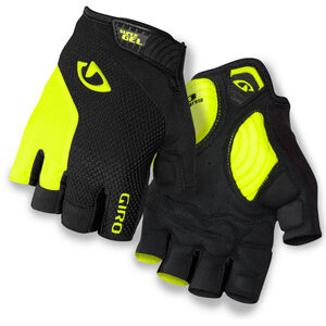 Giro Strade Dure Supergel Gloves black/highlight yellow black/highlight yellow