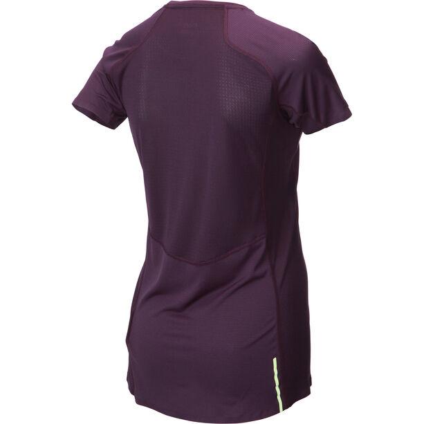 inov-8 Base Elite Kurzarmshirt Damen purple