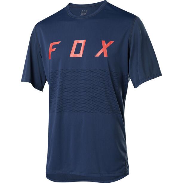 Fox Ranger Fox Kurzarm Trikot Herren navy