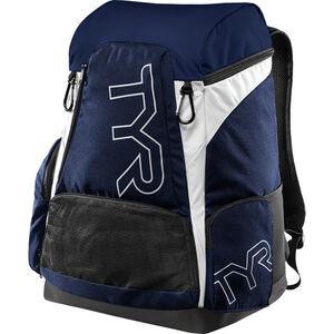 TYR Alliance 45l Backpack white/navy white/navy