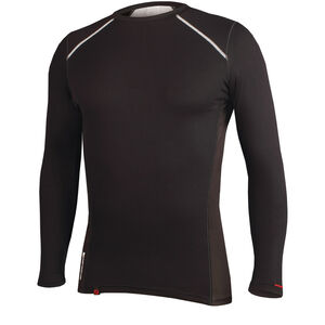Endura Transmission II Long Sleeve Baselayer Men black