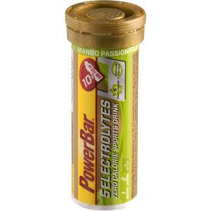 PowerBar 14 Electrolytes Zero Calorie Sports Drink Tabs 10 Stück Mango-Passionfruit