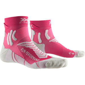 X-Socks Run Performance Socks Damen pink pink
