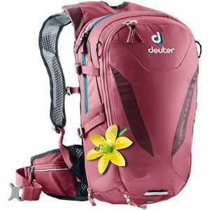 Deuter Compact EXP 10 SL Backpack Damen cardinal-maron cardinal-maron