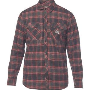 Fox Traildust Flannel Shirt Men cardinal bei fahrrad.de Online