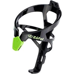 Zefal Pulse A2 Flaschenhalter schwarz/grün schwarz/grün