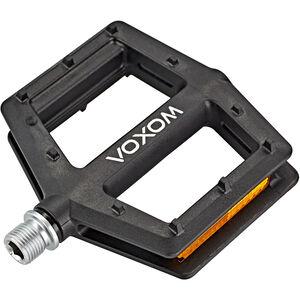 Voxom MTB Pe23 Flat Pedale schwarz