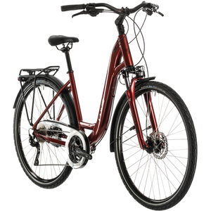 Cube Touring EXC Easy Entry red/grey red/grey