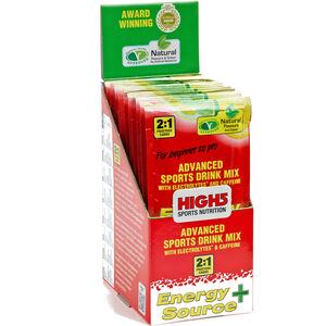 High5 EnergySource Drink Plus Box Lemon 12 x 47g bei fahrrad.de Online