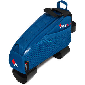 Acepac Fuel Frame Bag M blue blue