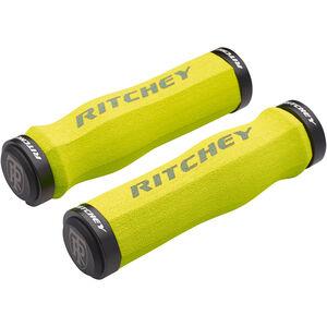 Ritchey WCS Ergo True Grip Griffe Lock-On yellow