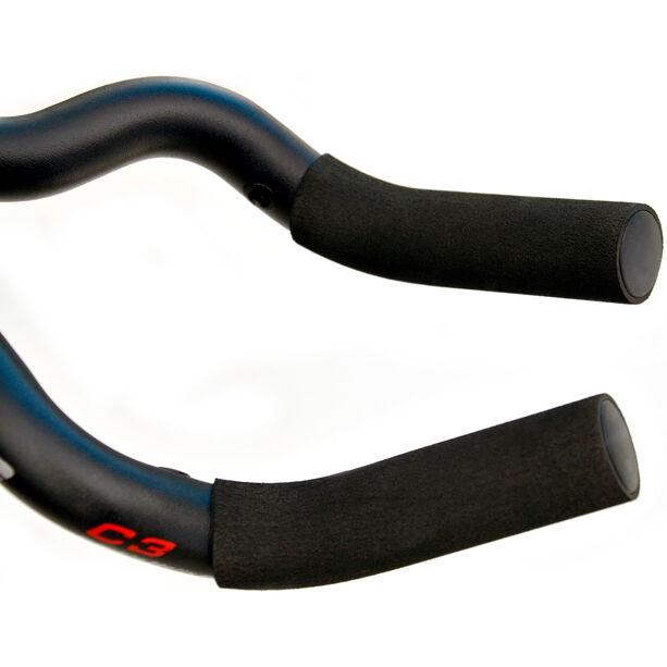 Syntace Racegrip Aero Griffe C6 Aerolenker black