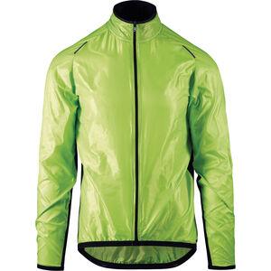 assos Mille GT Wind Jacket Unisex visibilityGreen bei fahrrad.de Online