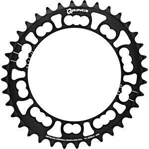 Rotor Q-Ring Road Kettenblatt 110mm 5-Arm innen schwarz bei fahrrad.de Online