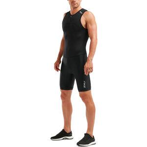2XU Active Trisuit Herren black/black black/black
